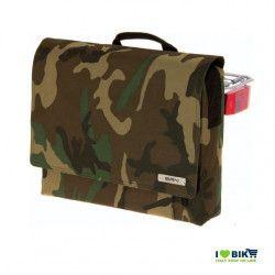 BO100M Borse posteriore postino bicicletta mimetica camouflage militare accessori e ricambi bici negozio bici on line