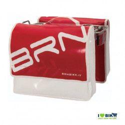 BO75R Borse a bisaccia in PVC antiacqua rosso accessori e ricambi bici negozio bici on line