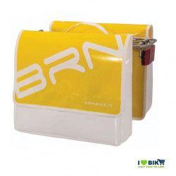BO75G Borse a bisaccia in PVC antiacqua rosso accessori e ricambi bici negozio bici on line