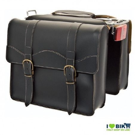 Bags Leatherlike black