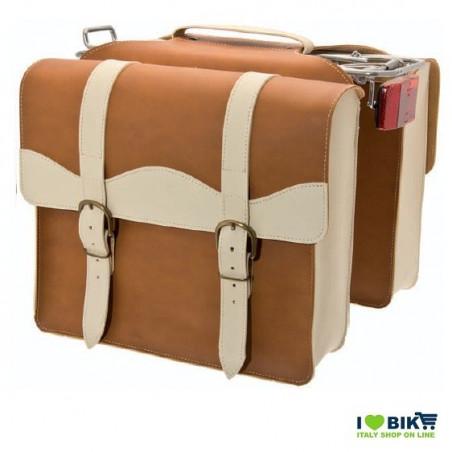 Bags Leatherlike cream / honey