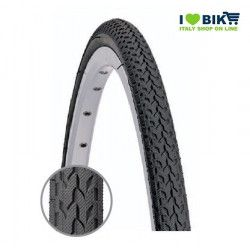 Bike fixed tire 700 x 24 black