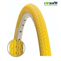 Tire 700x35 yellow BRN - 1