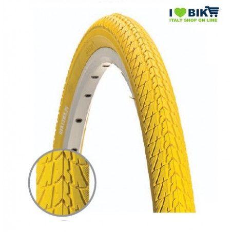 Tire 700x35 yellow