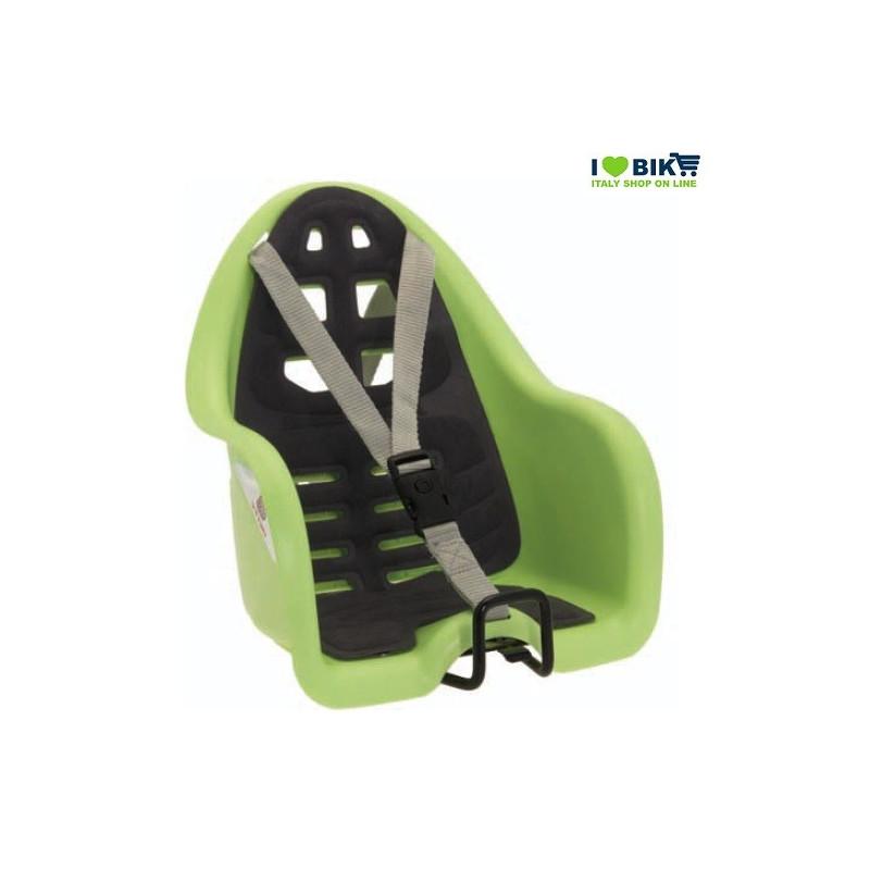 SEG46V seggiolino bimbo verde ufo per bici nero accessori e ricambi on line ilovebike
