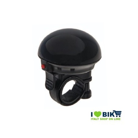 Bike bell Electronic Black Space