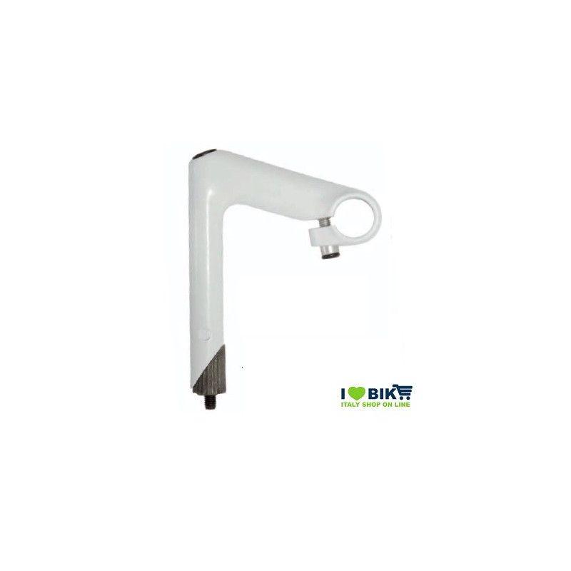PIA12B piantone bianco fluo fluorescente per bicicletta accessori e ricambi on line i love bike shop