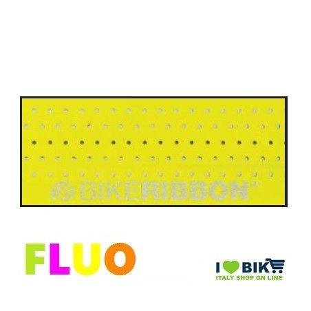 Fluo handlebar tape yellow