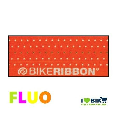 Fluo handlebar tape orange