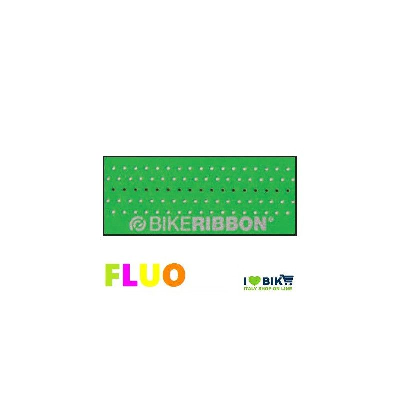Fluo handlebar tape green  - 1