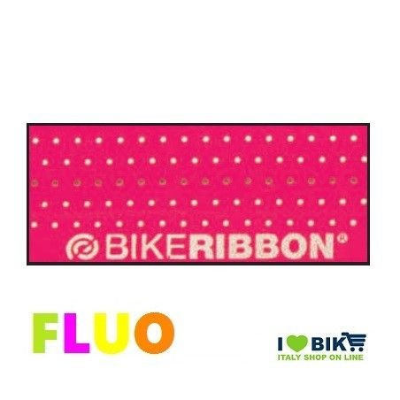 Fluo handlebar tape pink