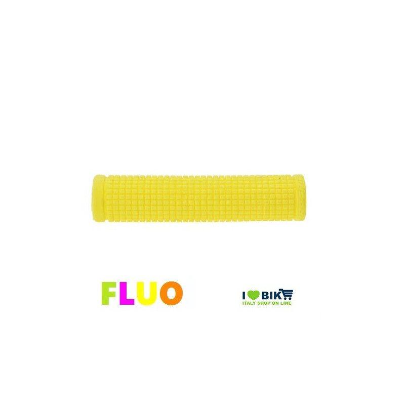 Knobs Tekno Fluo yellow BRN - 1