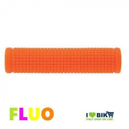 MO47FA manopole fixed arancione fluo fluorescente per bicicletta accessori e ricambi on line i love bike shop