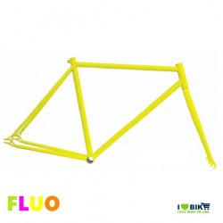 53 telaio bici fixed fluorescente giallo fluo per bicicletta accessori e ricambi on line i love bike shop1392808943530493efef0bb