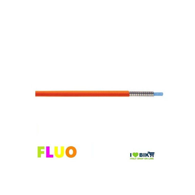 GU13FA guaina fixed arancione fluo fluorescente per bicicletta accessori e ricambi on line i love bike shop