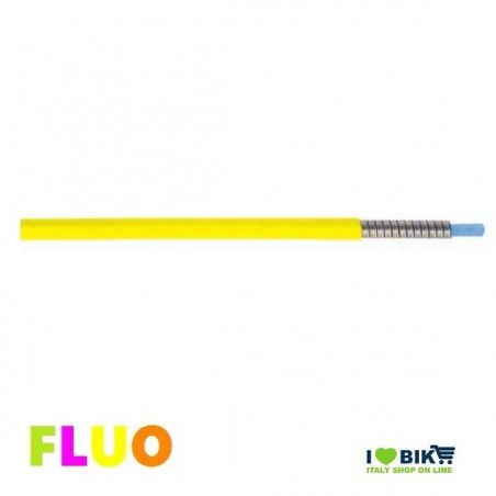 FLUO sheath yellow 1 meter