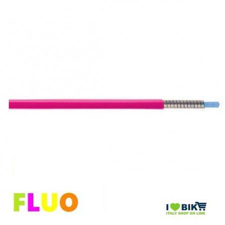 GU13FF guaina fixed rosa fluo fluorescente per bicicletta accessori e ricambi on line i love bike shop