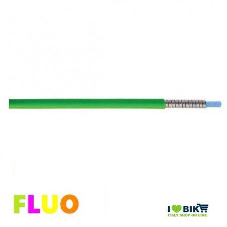 FLUO sheath green 1 meter