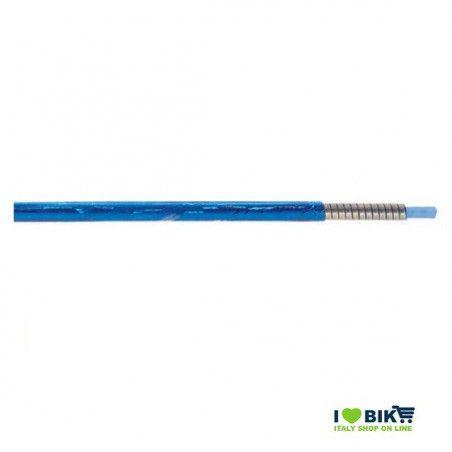 GLOSSY sheath blue 1 meter