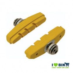 Fixed brake pads yellow