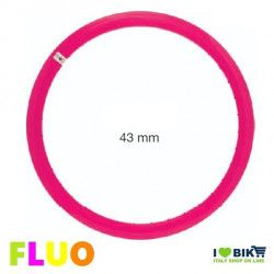 Fixed FLUO circle 36 holes pink