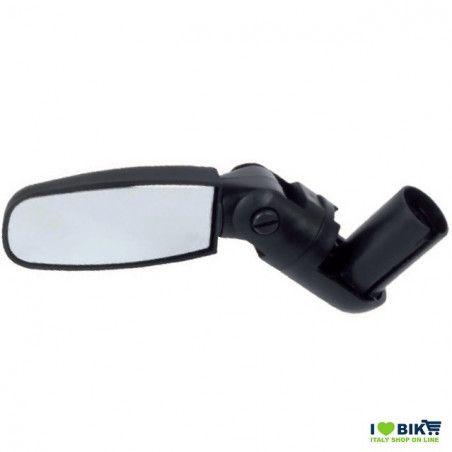 SP25 specchio per bicicletta specchietto retrovisore piccolo per bici vendita shop on line