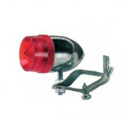 Old Style Rear light with bulb and attachment to the frame