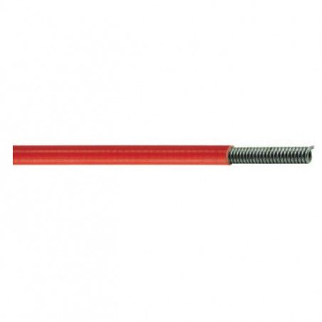 Sheath exchange 4mm red 1 meter
