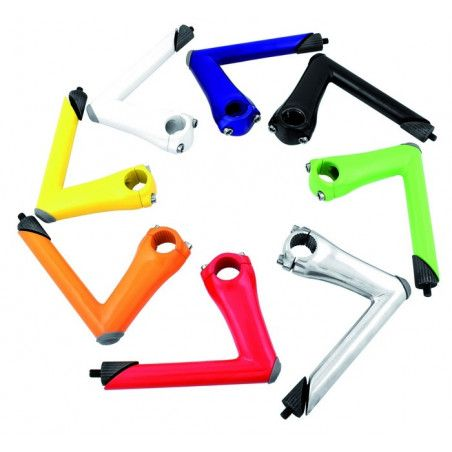 acco piantone al amnubrio colorato on line shop accssori e ricambi scatto fisso single speed bike shop ilovebike negozio tqci-zf