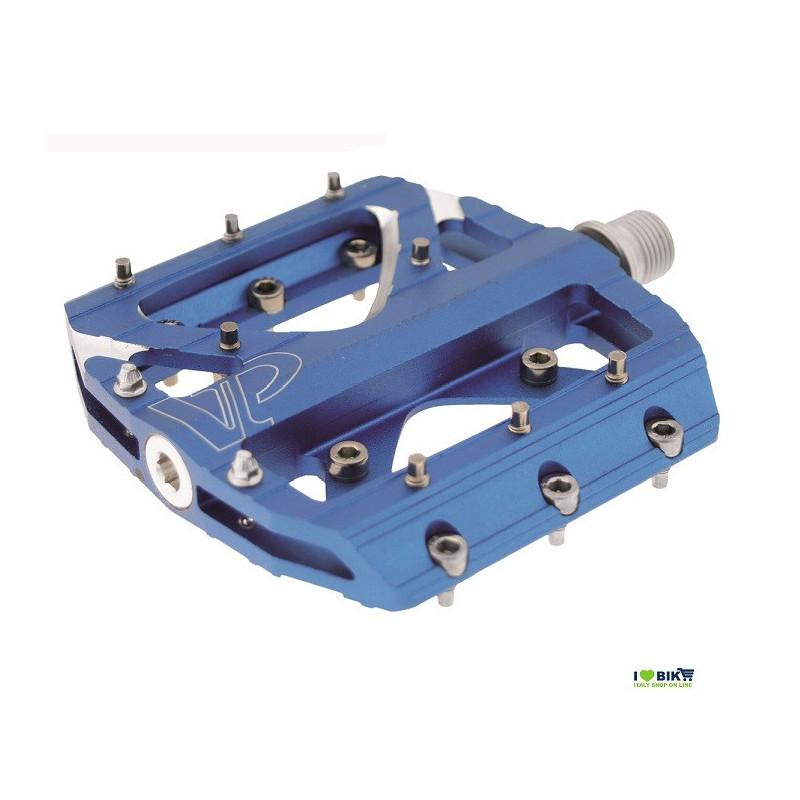 42 151 0584 pedale frestyle bmx azzurro alluminio