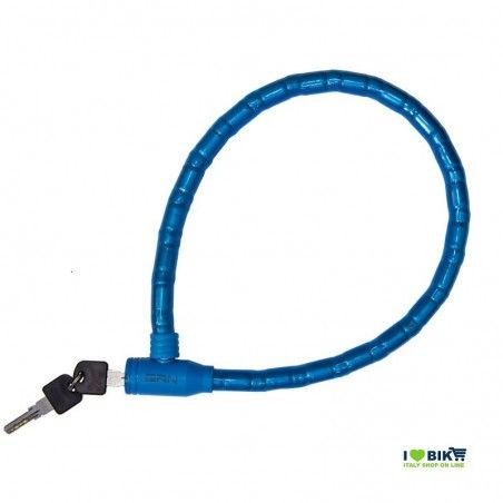LU53B Lucchetto Maxi 100 cm x 22 mm blu online shop