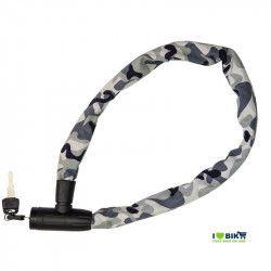 LU130C Lucchetto a catena Blindo mimetico grigio online shop