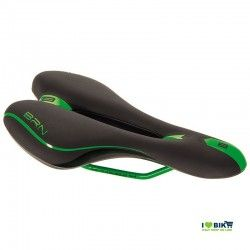Saddle Dynamic Sport black and green