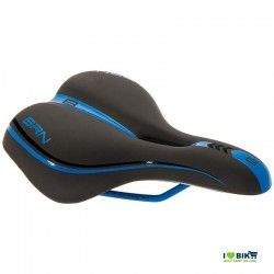 Saddle Dynamic City Woman black and blue