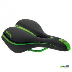 Saddle Dynamic City Woman black and green