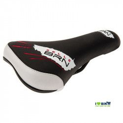 Saddle child 16-20 black white