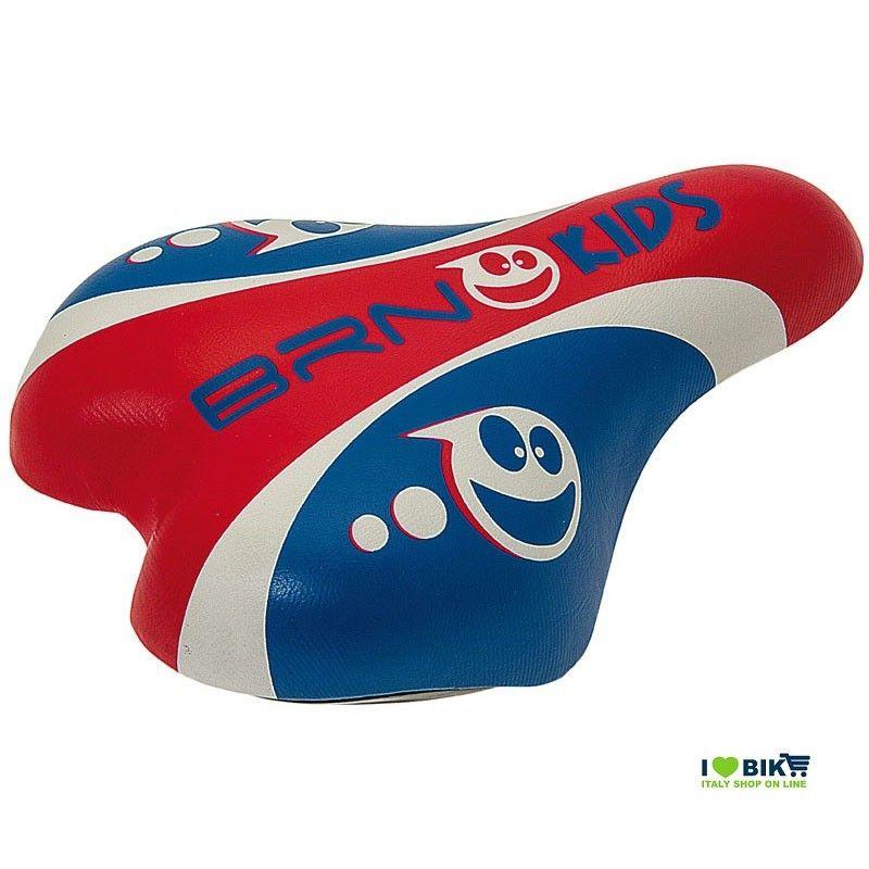 SE118R Sella bimbo 12-16 rossa online shop