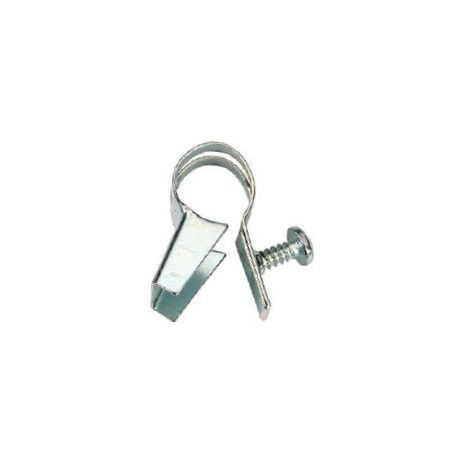 Clamp for 16 mm lock