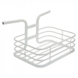 Front aluminum basket white column