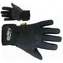 Winter Cycling Gloves BRN Wind Proof BRN - 2