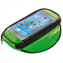 Handbag bike FIXED smartphone glossy green