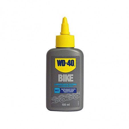 WD100 Lubrificante WD 40 a goccia per condizioni umide 100 ml