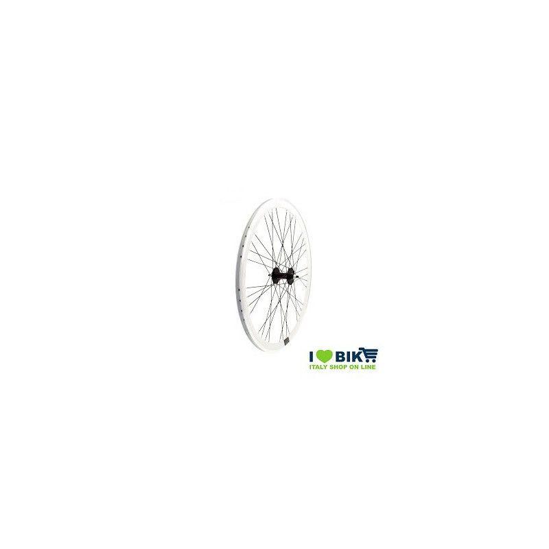 Fixed wheel rays on bearings white RMS - 1