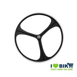ALLOY WHEEL 3 SPOKE BLACK