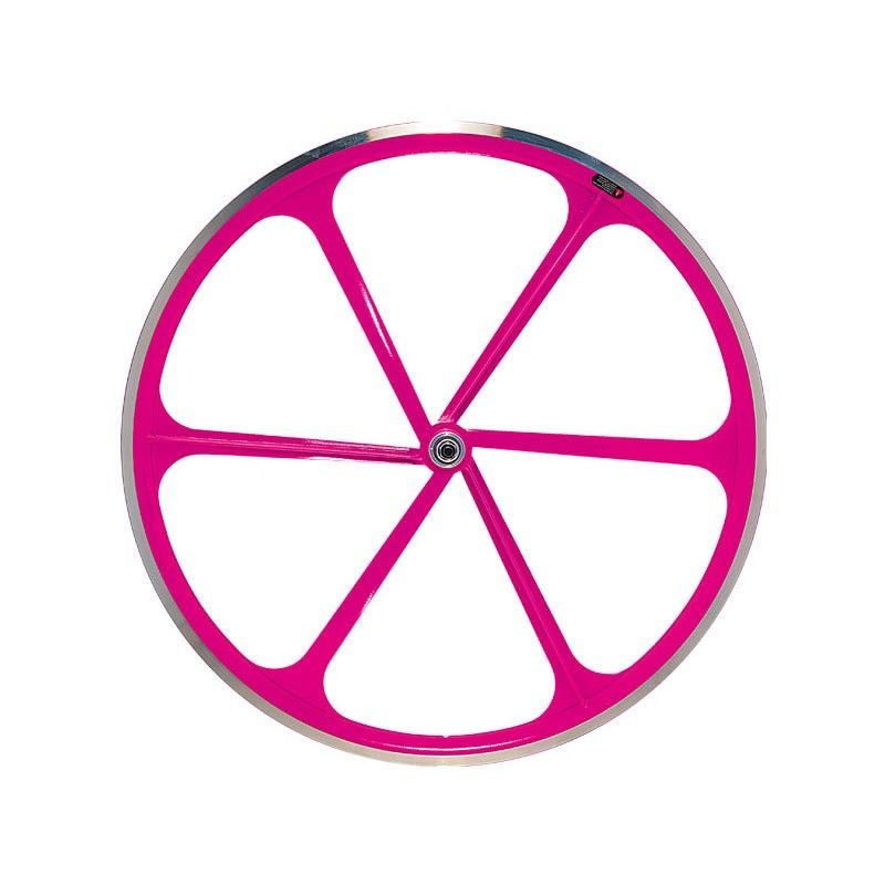 R10CNP Ruota bici fixed online shop fluo rosa