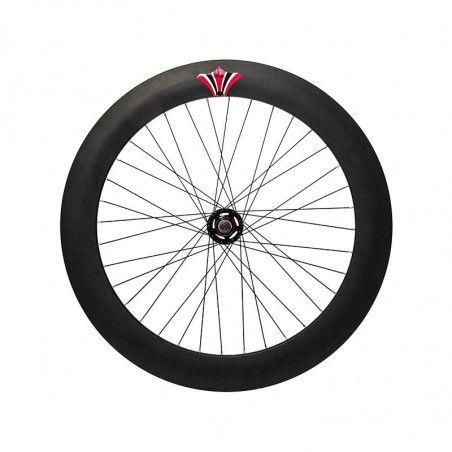 RFIXED70N Ruota bici fixed online shop nera