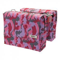 Bags camouflage bike pink