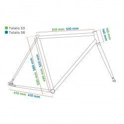 Misure telaio cromovelato online shop 04rk-mo