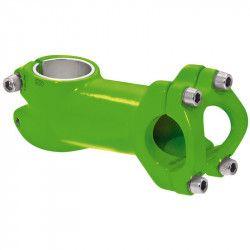 Attack aluminum Race / MTB / Fixed green fluo BRN - 1