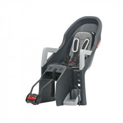Polisport Guppy back seat to the frame reclining black